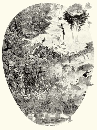 Kobayashi Keisei, 'Transferred Soul-Epilogue and Prologue A', 2000