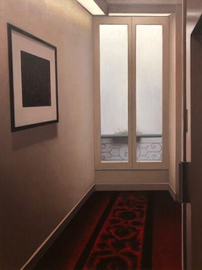 Gonzalo Sicre, 'Hotel de Suez I', 2019