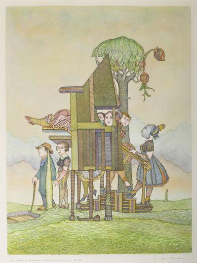 Zevi Blum, 'Booth of Metaphors: Village of Cousins Upstate', n/a