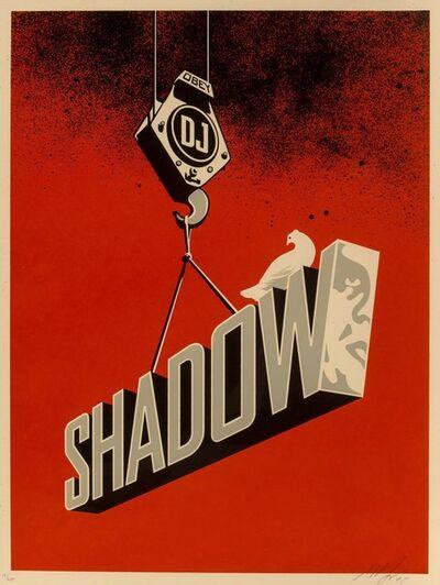 Shepard Fairey, 'DJ Shadow', 2005