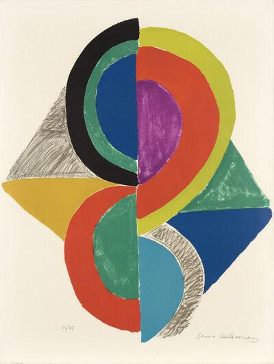 Sonia Delaunay, 'Losange'