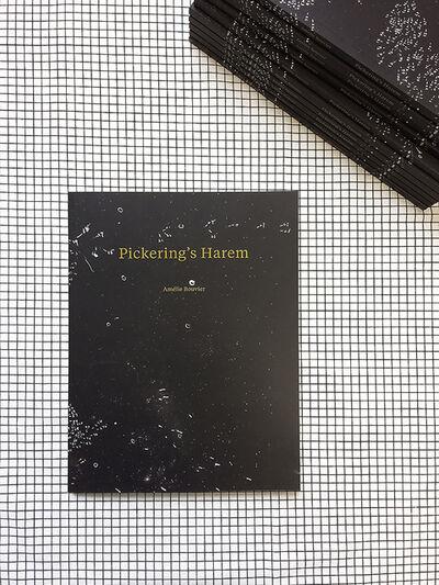Amelie Bouvier, 'Pickering's Harem', 2018