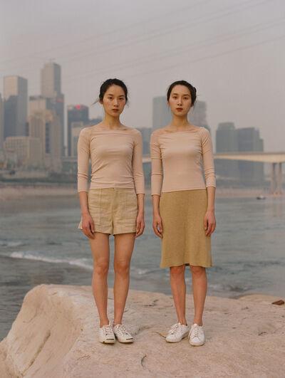 Luo Yang 罗洋, 'Wan Ying, Xue Ying', 2017