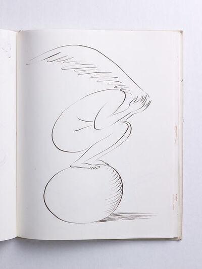 Sasha Meret, 'Personal Sketchbook (Page 33)', 2002-2019