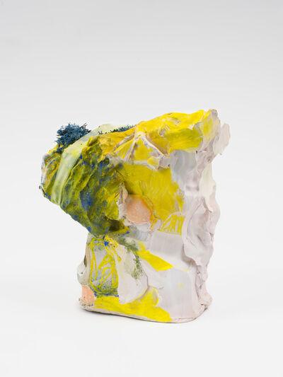 Donna Huanca, 'Crane (Balearica)', 2016