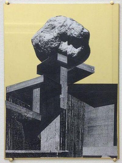 Frauke Dannert, ' Sockel   ', 2013