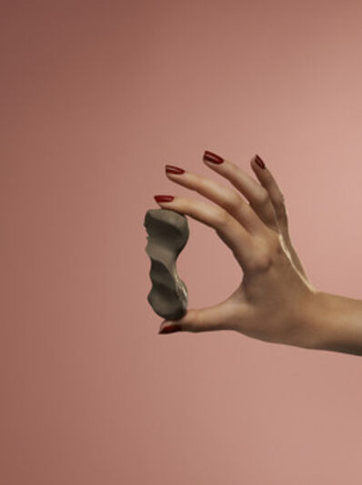 Jeremy Hutchison, 'i- (peach)', 2013