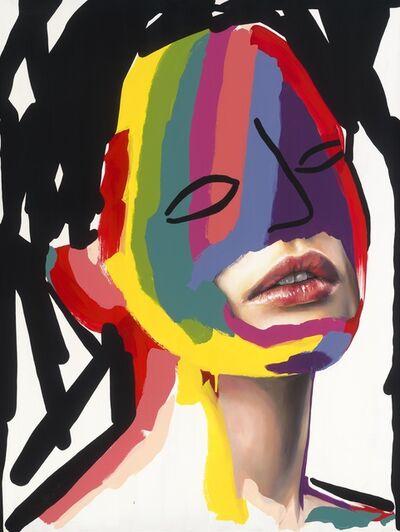 Sandra Chevrier, 'Half Rainbow / Half Blood', 2019