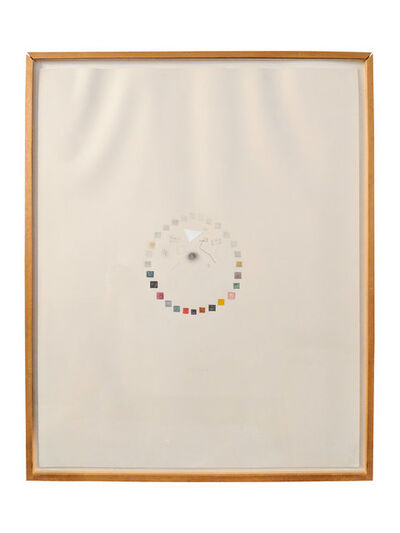 David Shapiro (1944-2014), 'Untitled (Circle)'