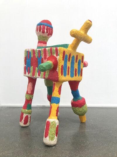 Mohammed Ahmed Ibrahim, 'Robot', 2020