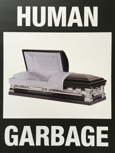 Cali Thornhill Dewitt, 'Human Garbage', 2020