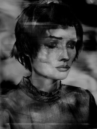 Valérie Belin, 'Lady_Pastel (Painted Ladies) ', 2017