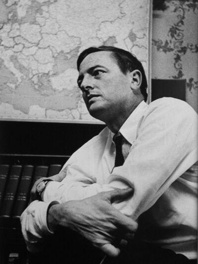 Robert Frank, 'William F. Buckley, Jr. ', 1979