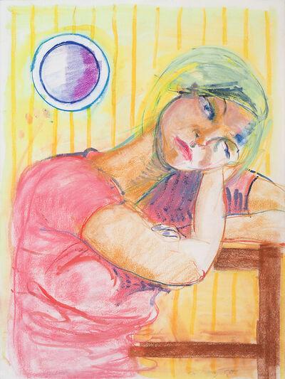 Rainer Fetting, 'Andrea', 2001