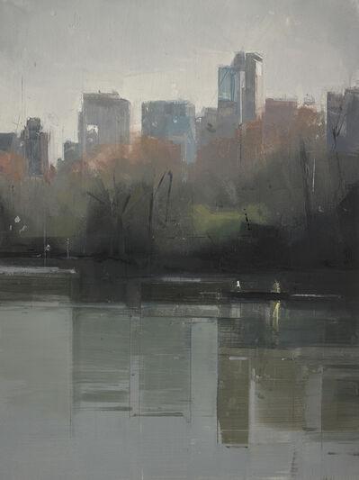 Lisa Breslow, 'Central Park Lake 4', 2012