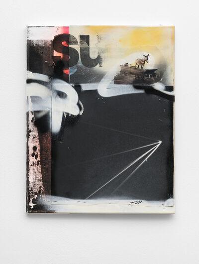 Andreas Diefenbach, 'Esel Supreme (Selbstportrait)', 2017
