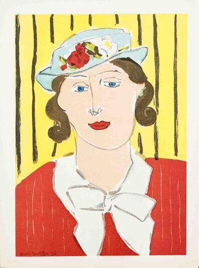 Henri Matisse, 'Femme au Chapeau', 1939