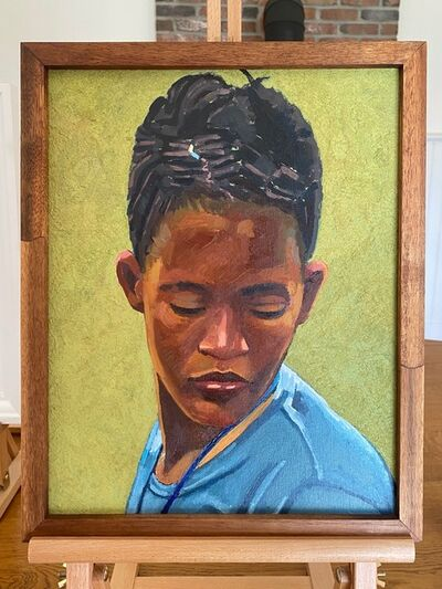 Raelis Vasquez, 'Trabajadora', 2020