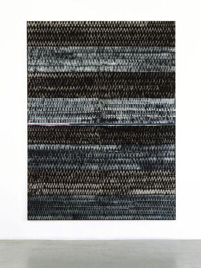 Juan Uslé, 'Soñé que revelabas (Godavari)', 2018