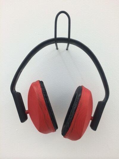 Klaas Vanhee, 'Untitled (hearing protection #3)', 2017