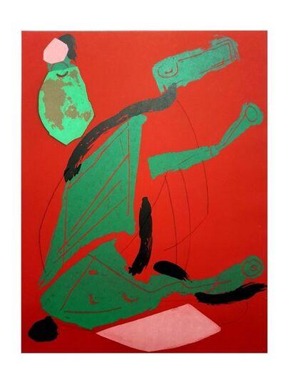 Marino Marini, 'Marino Marini - Original Lithograph', 1970