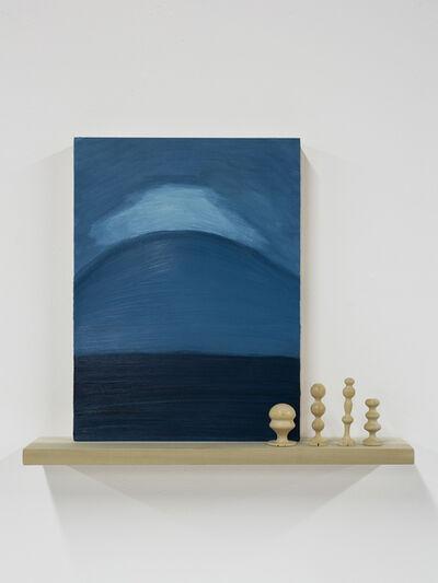 Edgar Orlaineta, 'Montaña (nube)', 2019