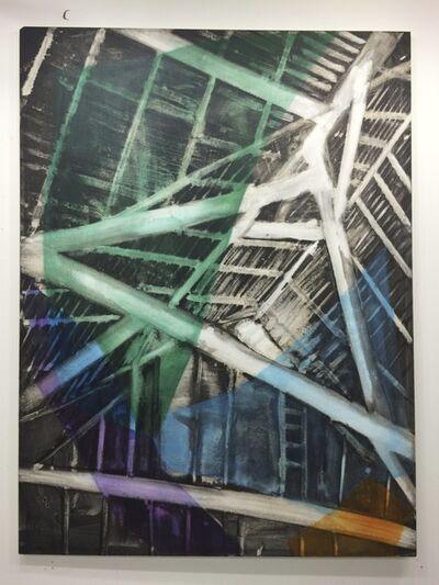 Kurt Lightner, 'Cathedrals of work#17', 2016