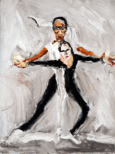 Michael Hafftka, 'Dancers', 2014