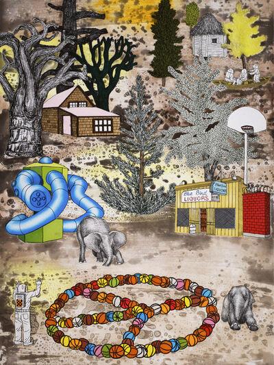 David Huffman, 'OUROBOROS', 2007