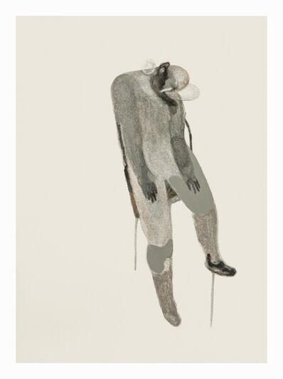 Guglielmo Castelli, 'Epitimia 4', 2017