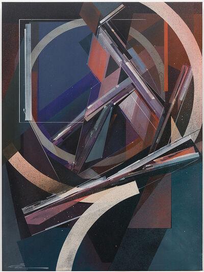 Augustine Kofie, 'Dodge&move', 2020