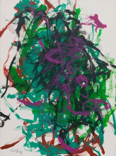 Jack Roth, 'Untitled', 1981
