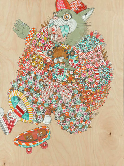 Ferris Plock, 'I Don't Like Mondays', 2019