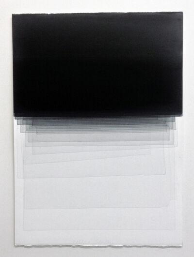Joachim Bandau, 'Ohne Titel', 20.6.2014