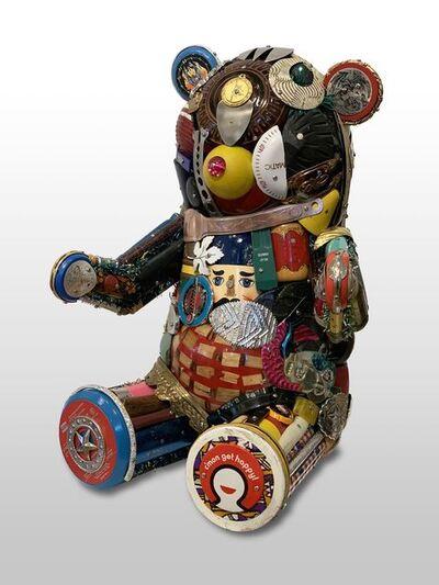 Leo Sewell, 'Teddy Bear', 2020