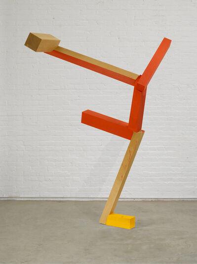Joel Shapiro, 'untitled ', 2011