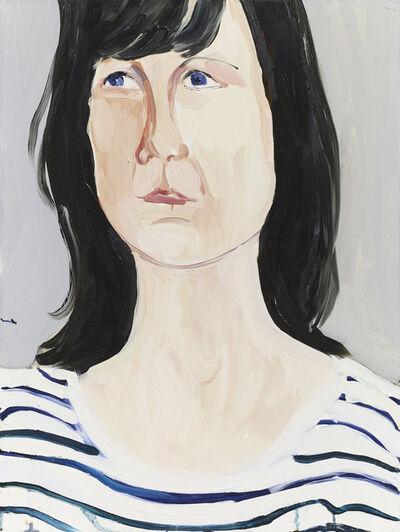 Chantal Joffe, 'Olivia I', 2017