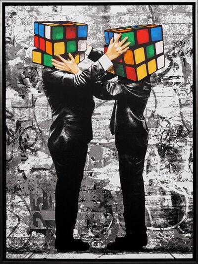 Hijack, 'Puzzled I ', 2020