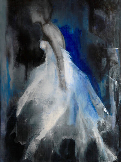 Virginie Bocaert, 'La dame blanche', 2016