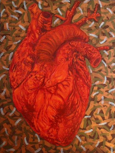 "Sergey Shutov, '""Heart""', 2017"