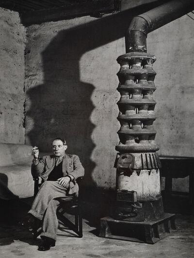 Brassaï, 'Picasso dans sure Alterier', 1939