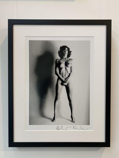 Helmut Newton, 'Big Nude III 'Henrietta' (Hand Signed Edition)', 1980
