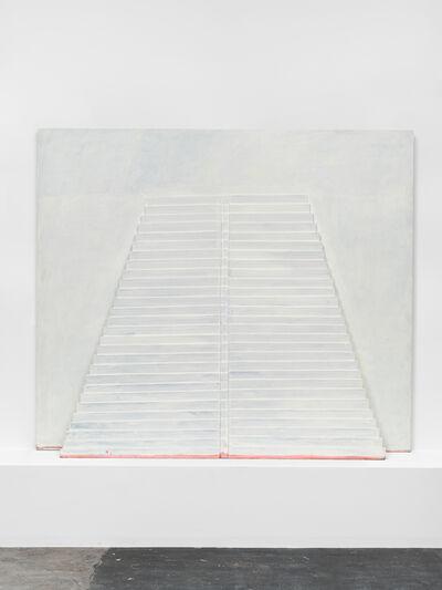 Horia Damian, 'Pyramide blanche', 1965