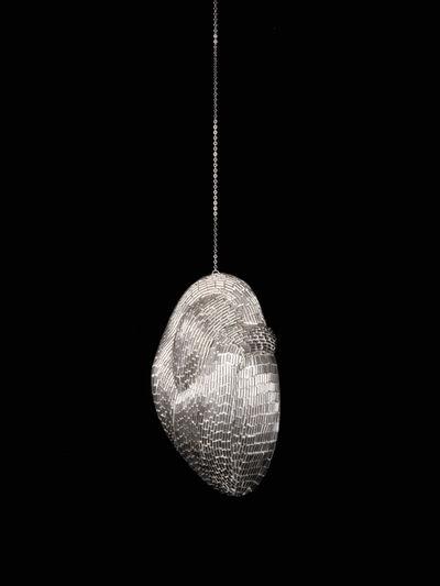 Esperanza Cortés, 'Corazón Plateado/ Silver Heart', 2012