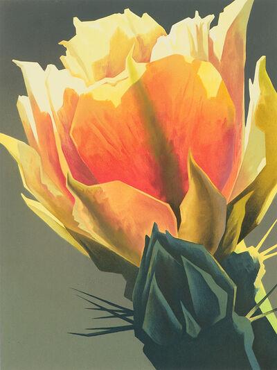 Ed Mell, 'La Flor Roja', 20th/21st Century