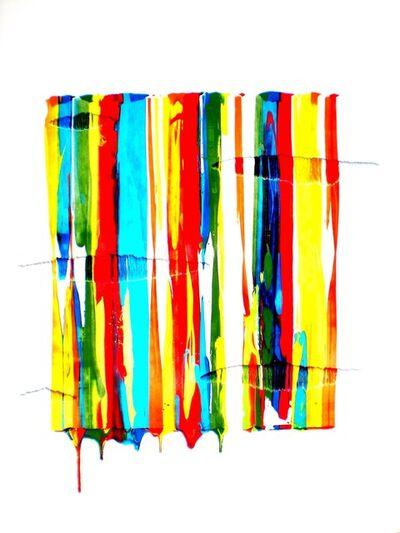 Raul de la Torre, 'FILS I COLORS 111 (framed)', 2012