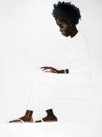 Kimathi Donkor, 'Notebook I', 2013