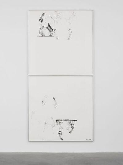 He Xiangyu, 'My Feet (160506)', 2016
