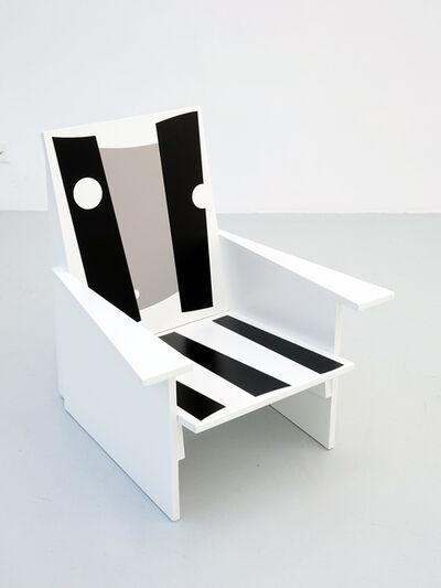 Clare Goodwin, 'Armchair/Object', 2020