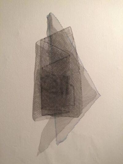 Cristiano Lenhardt, 'Dobrados com bordas', 2014